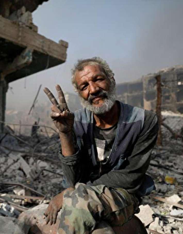 (تصاویر) تسلط نظامیان سوری بر حجر الاسود