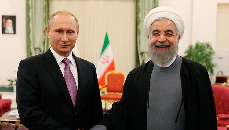 روحانی به پوتین: نقش زیادی در بقای برجام دارید