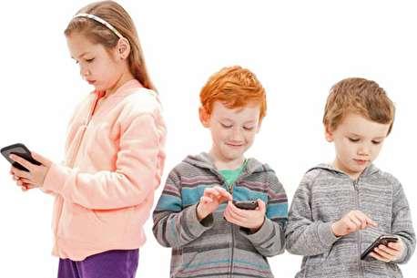 (ویدئو) تأثیر استفاده از موبایل بر مغز کودکان