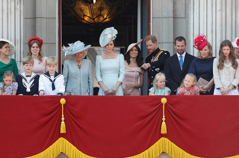 برگزاری جشن تولد رسمی ۹۲ سالگی ملکه انگلستان