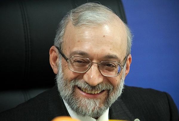 دولت آمریکا براساس اظهارات جواد لاریجانی ایران را محکوم کرد