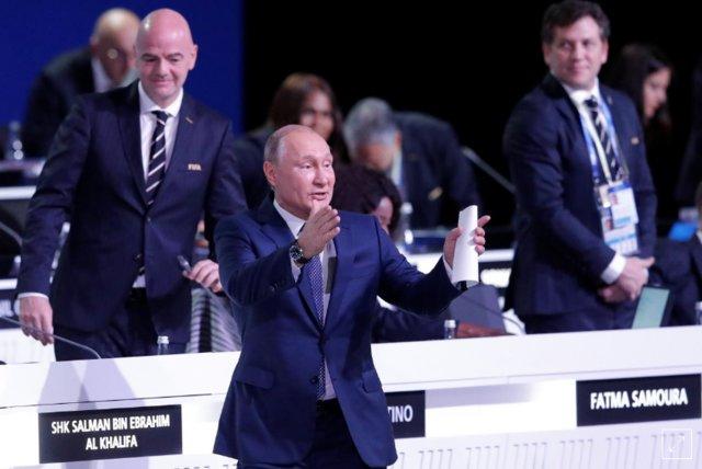دیدارهای پوتین با رهبران جهان در مسکو