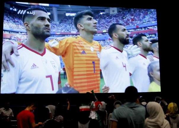 وضعیت استقبال مردم از تماشای فوتبال در سینما
