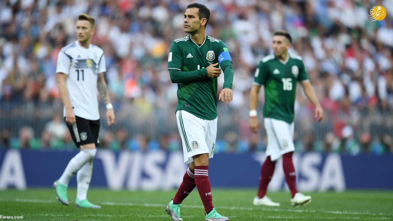 شگفتی اول جام؛ آلمانِ کم شانس باخت