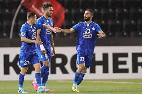 (ویدئو) تمامی گلهای استقلال در این فصل لیگ قهرمانان آسیا