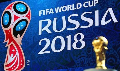 آمارهای دور اول جام جهانی ۲۰۱۸