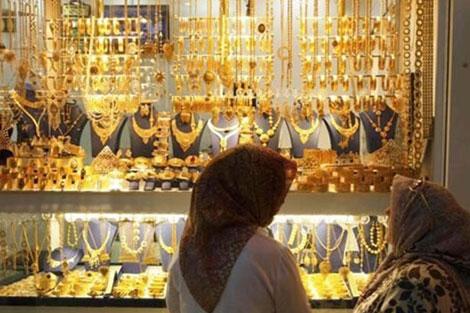 سرقت زن میانسال از طلافروش بازار امیرکبیر تبریز