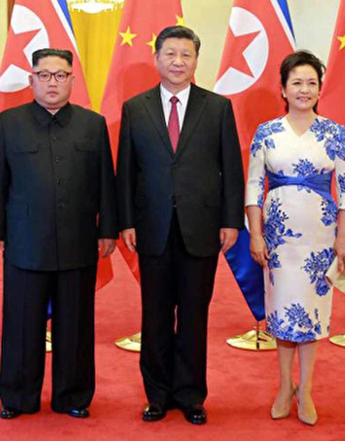 (تصاویر) اولین سفر خارجی رهبر کرهشمالی پس از دیدار با ترامپ