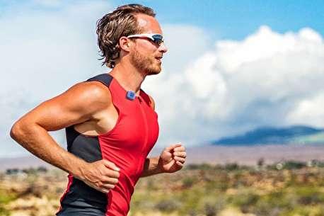 (ویدئو) ورزش کارآمدتر با نخستین حسگر تنفسی جهان
