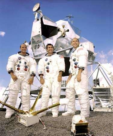 درگذشت چهارمین انسانی که به ماه قدم گذاشت