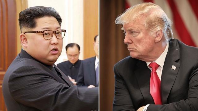 رهبر کره شمالی نمیداند به آمریکا اعتماد کند یا نه