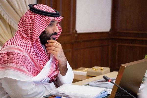 حضور بن سلمان در نشست اقتصادی جده