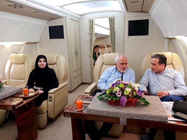 حضور یک زن در تیم مذاکره کننده ایران