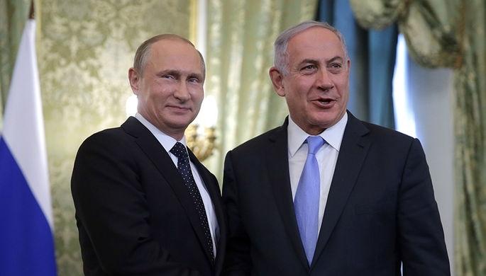 نتانیاهو: دیدار مهمی با پوتین خواهم داشت