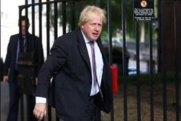 وزیر امور خارجه بریتانیا استعفا کرد