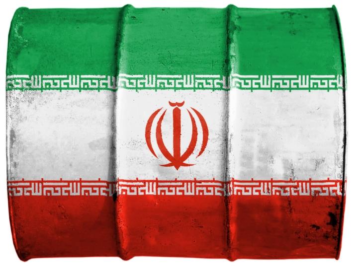 حذف آرام صادرات نفت ایران
