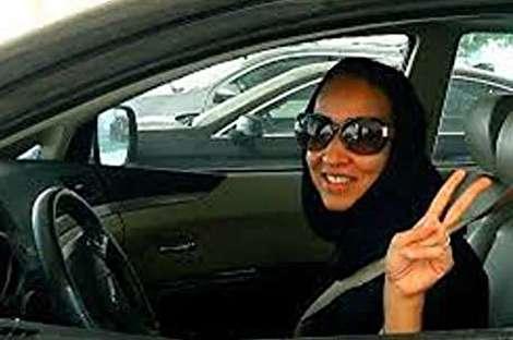 اولین نمایشگاه خودرو مخصوص بانوان در عربستان