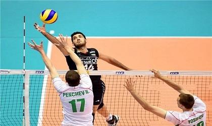 (ویدئو) خلاصه والیبال ایران ۳ - بلغارستان ۱