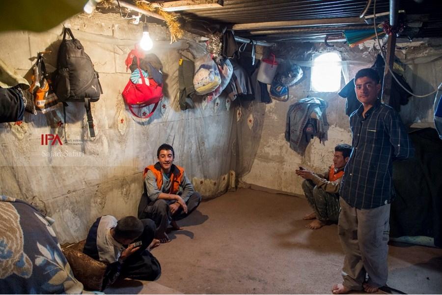 بردهداری در جنوبِ تهران!
