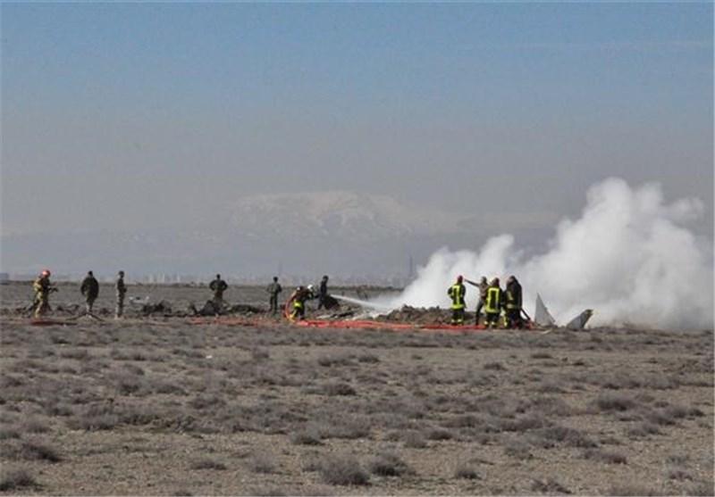 جزئیات حادثه سقوط جت آموزشی در چابهار