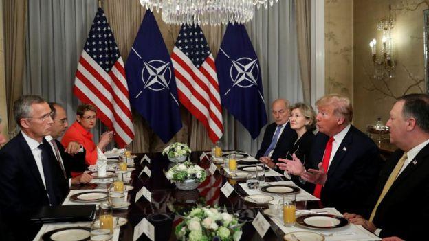 فشار آمریکا به اعضای ناتو برای افزایش بودجه نظامی
