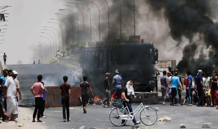 پشت پرده اعتراضات عراق چیست؟
