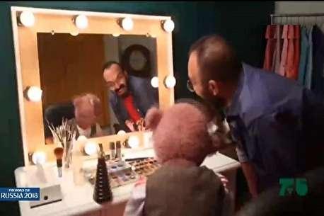 (ویدئو) شوخی جناب خان با اسامی بازیکنان