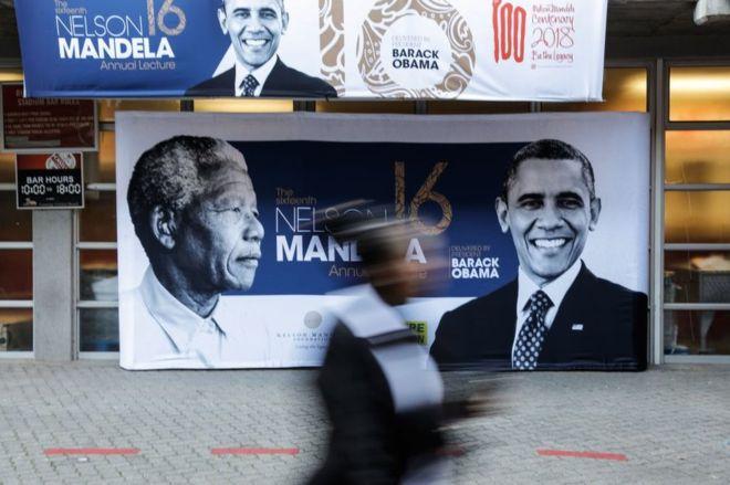اولین سخنرانی مهم  اوباما پس از ریاست جمهوری