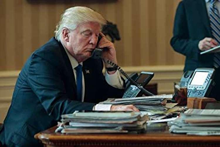 چرا ترامپ فکر میکند از ایران با او تماس میگیرند؟