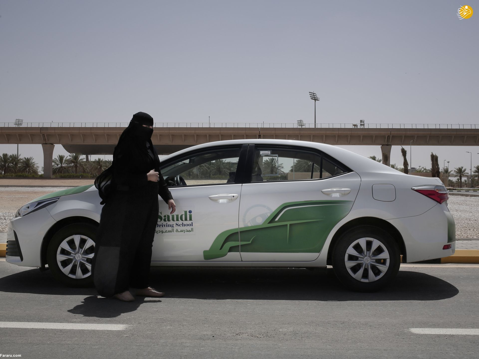 (تصاویر) آغاز رانندگی زنان در عربستان سعودی