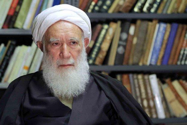 آیت الله مرتضی تهرانی دار فانی را وداع گفت
