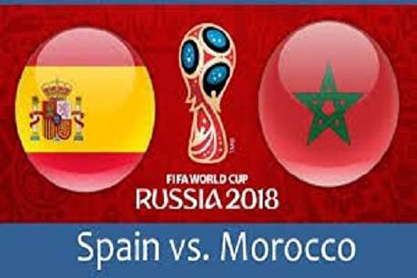 (ویدئو) ترکیب احتمالی اسپانیا و مراکش