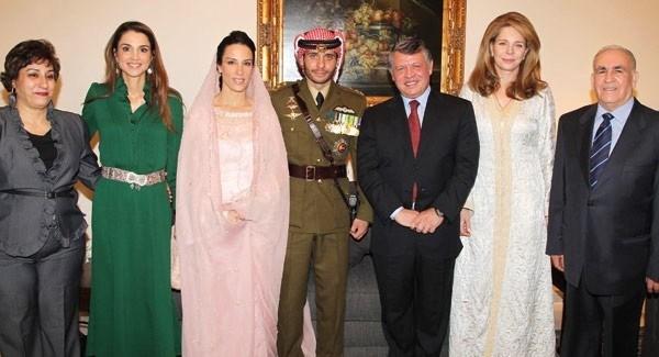 ازدواج دختر شاهزاده ایرانی با میلیاردر سعودی