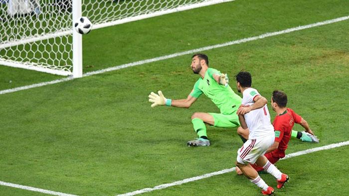 10قاب ماندگار از ایران در جام جهانی روسیه