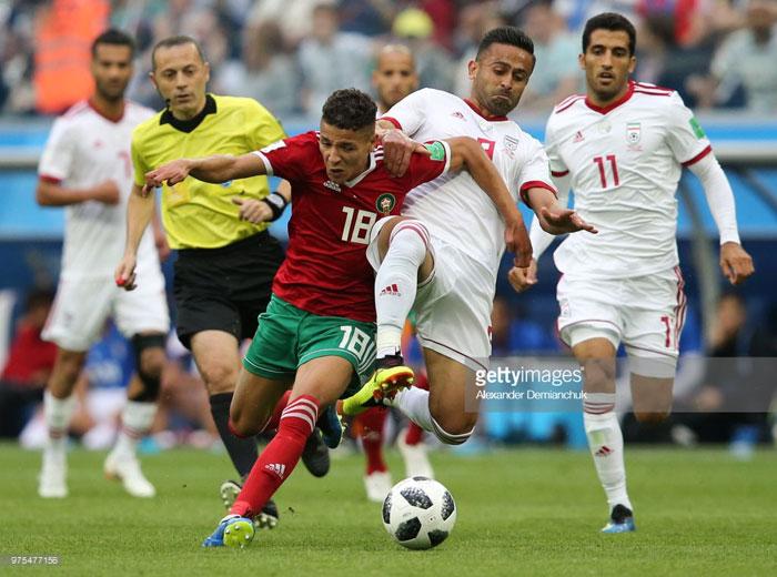 10قاب ماندگار برای ایرانیان از جام جهانی روسیه
