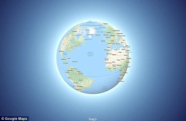 تماشای سهبعدی کره زمین با نسخه جدید