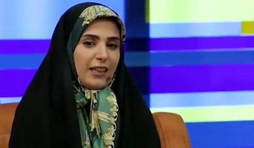 مجری زن تلوزیون: ۶ ماه از همسرم خواستگاری کردم!