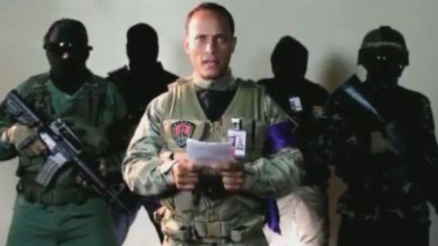 نمایش ترور در ونزوئلا