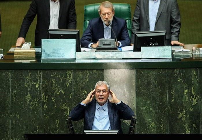 بمبی که یکبار دیگر در مجلس منفجر شد!