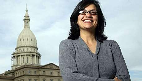 رشیده طلیب؛ اولین زن مسلمان کنگره آمریکا