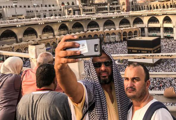 (تصاویر) تصاویر رویترز از مراسم حج