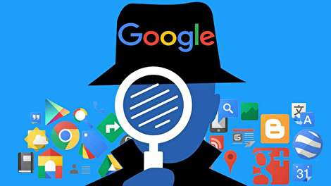 گوگل چگونه اطلاعات کاربران را سرقت می کند؟