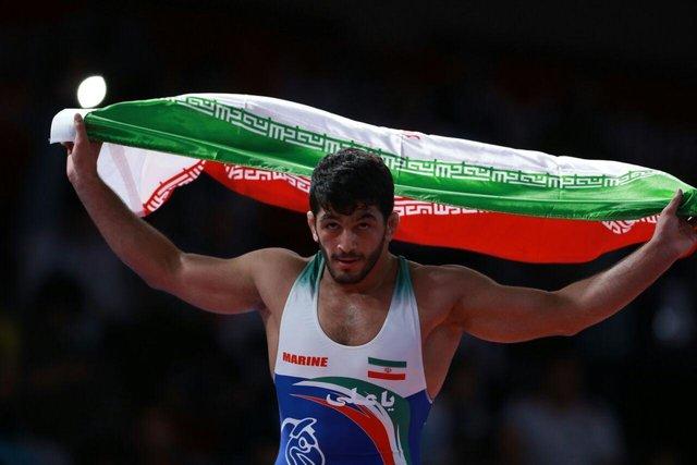 حسن یزدانی نخستین طلایی ایران در بازیهای آسیایی