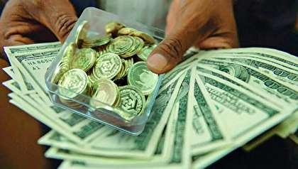 قیمت سکه و ارز باز هم گران شد