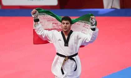 سعید رجبی قهرمان بازیهای آسیایی شد
