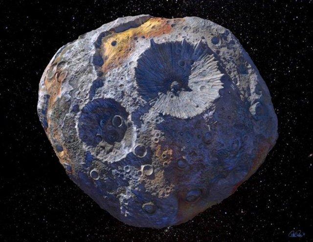 چینیها قصد دارند یک سیارک را به زمین بیاورند!