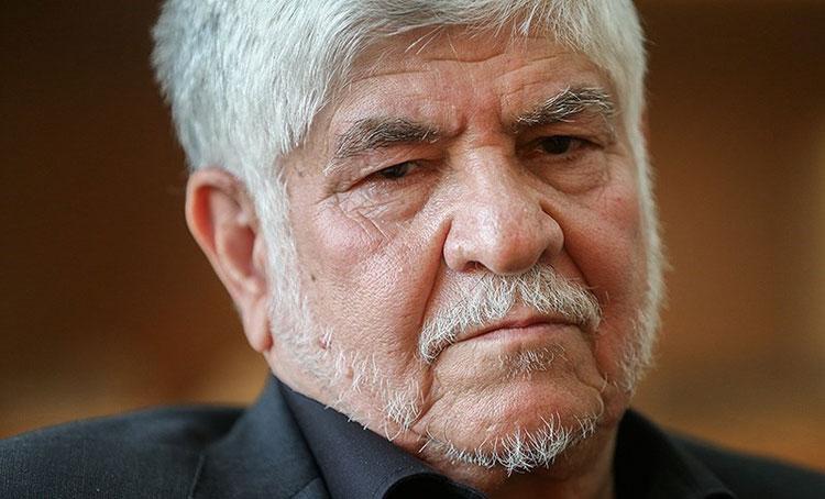 محمدهاشمی: وقتی کریمی قدوسی فرمانده بسیج بود به استخر فرح میرفت