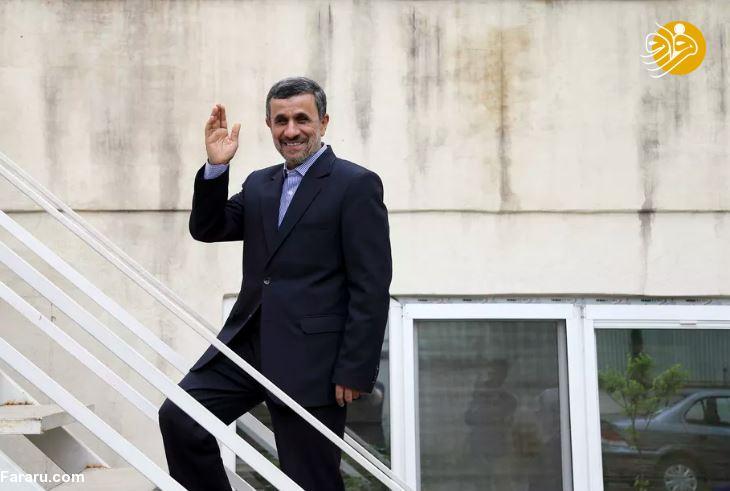 محمود احمدی نژاد کارشناس ورزش شد