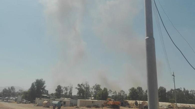 منابع کُرد عراق: ایران به دفتر مرکزی حزب دمکرات حمله کرد
