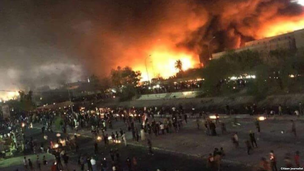 علی خرم: بعید نیست صدام حسین دیگری در عراق بلند شود